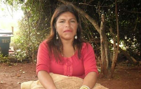 Guarani leader Marinalva Manoel was stabbed to death after campaigning for her tribe's ancestral land.