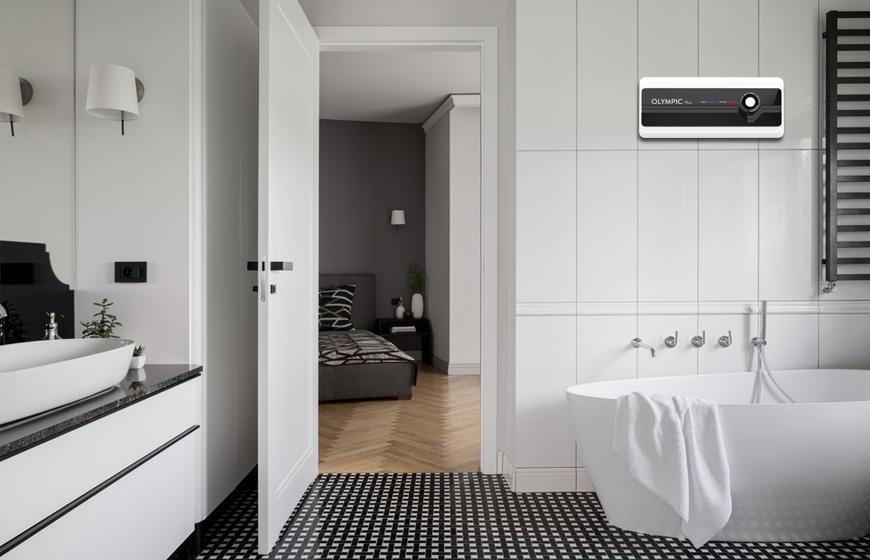 Phòng tắm cho những phòng ngủ có diện tích nhỏ