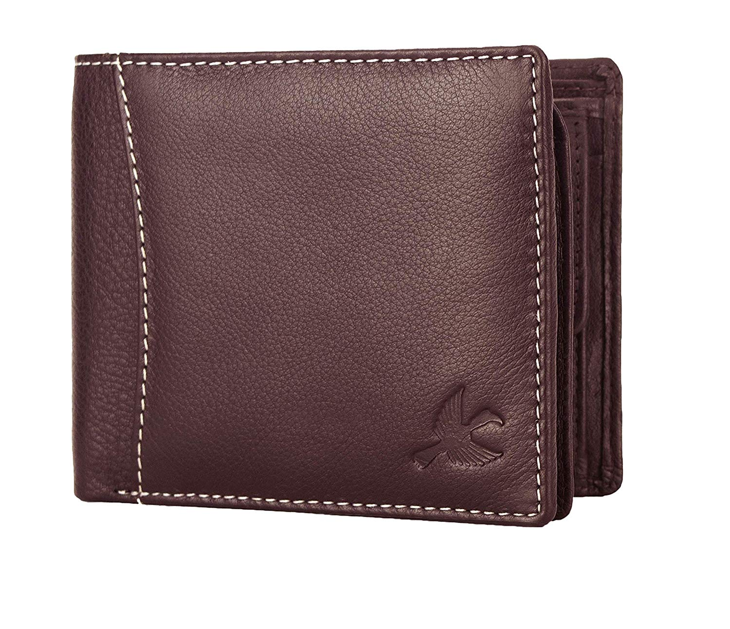 HORNBULL Men's Wallet Brown