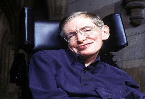 Nhà vật lý thiên tài Stephen Hawing