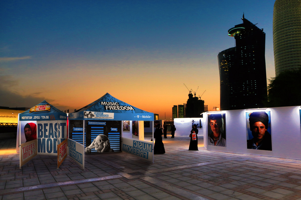 In essence they are your best choice for displaying your brand at any outdoor events. & Canopy Tents