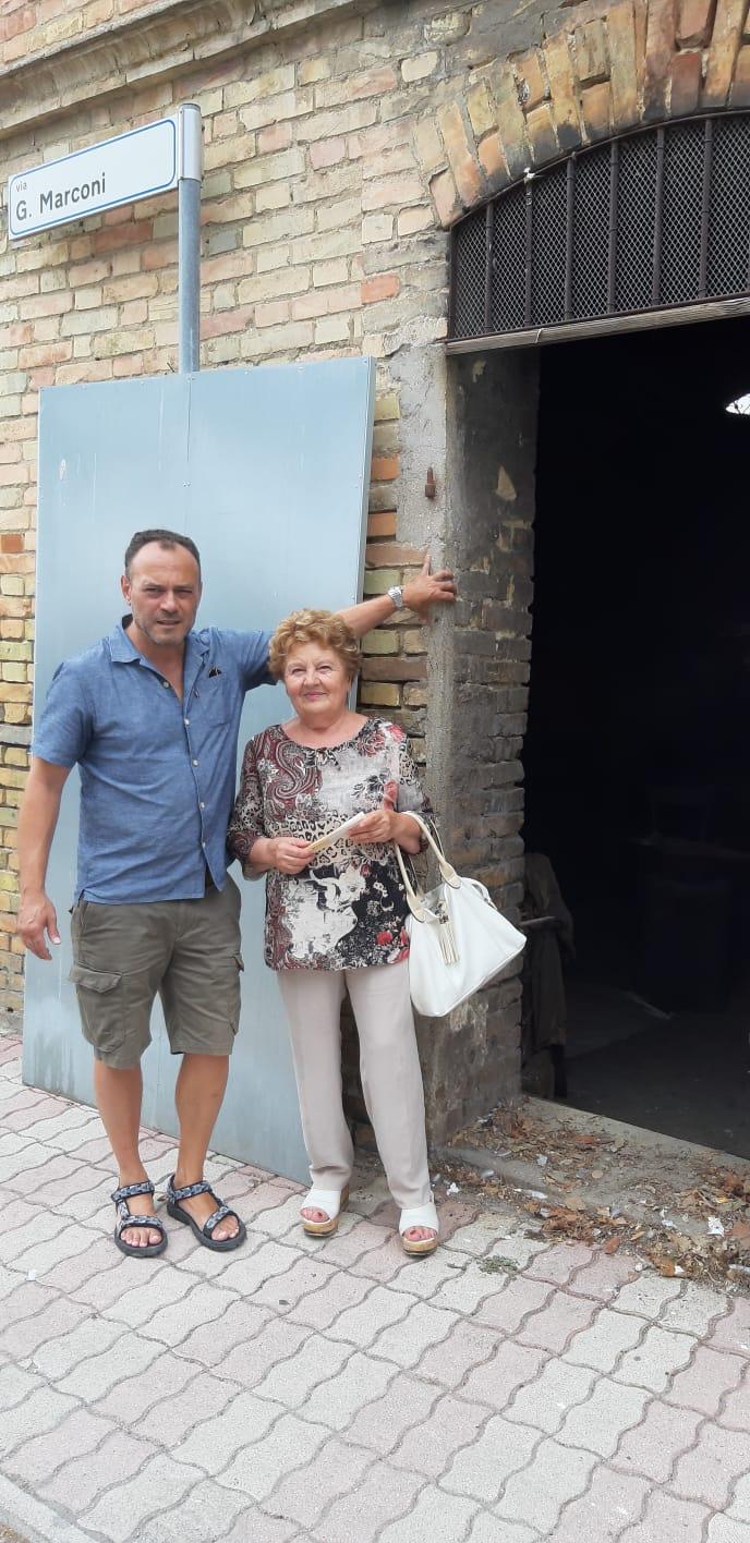 Giuseppe Pannitto e Maria Teresa Lucantoni