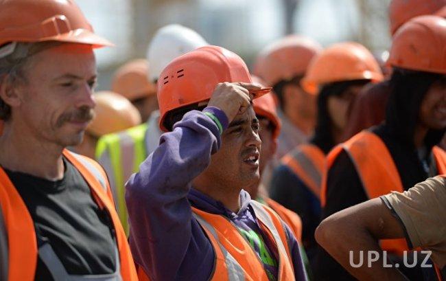 В 2019 году более 1 млн узбекистанцев отправились на заработки в Россию