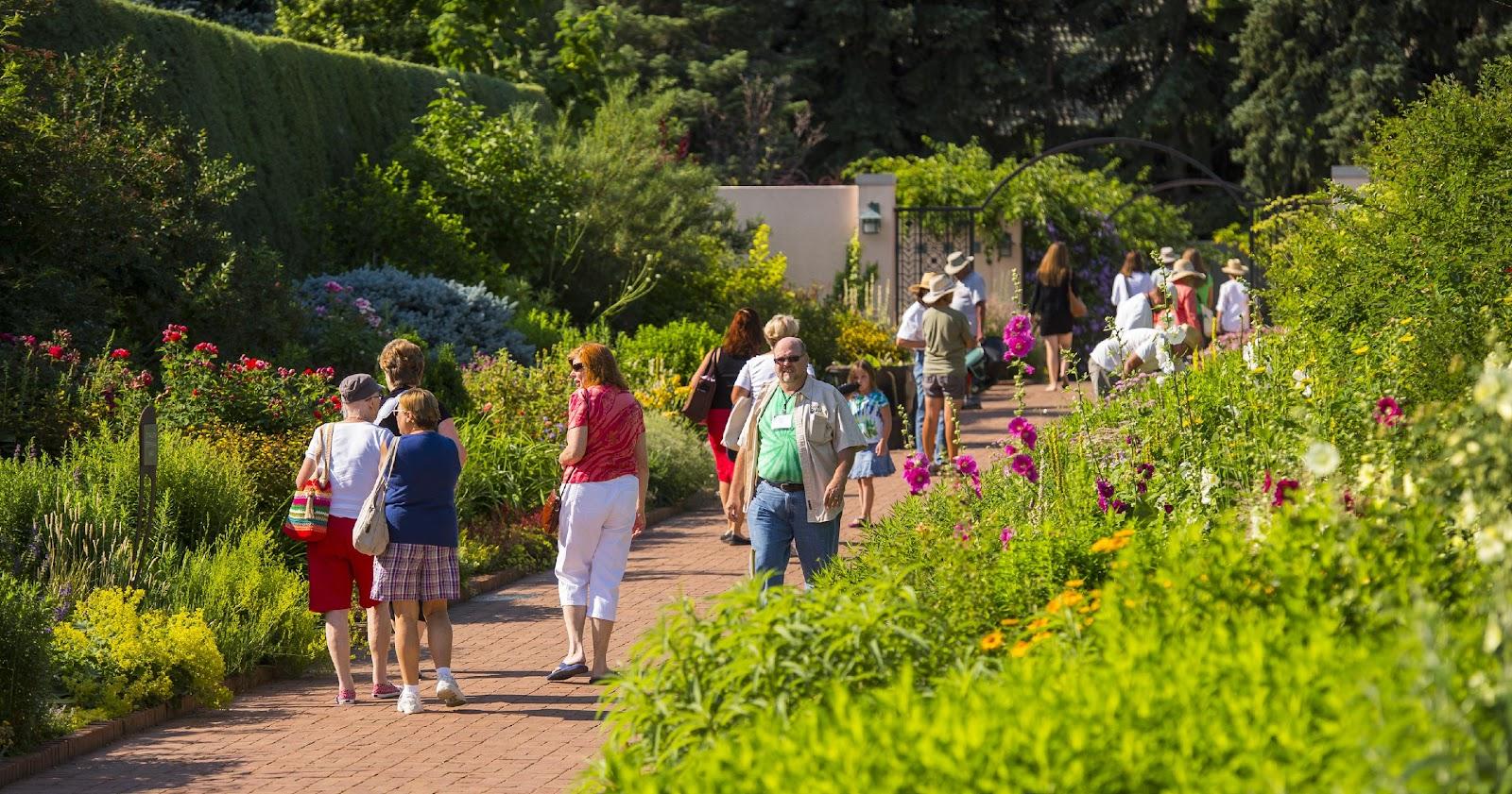Denver Botanic Gardens Family Activities