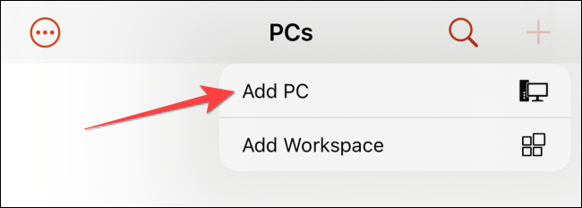 Sử dụng ứng dụng Máy tính Từ xa để truy cập PC của bạn