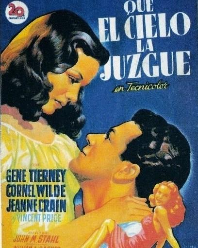 Que el cielo la juzgue (1945, John M. Stahl)