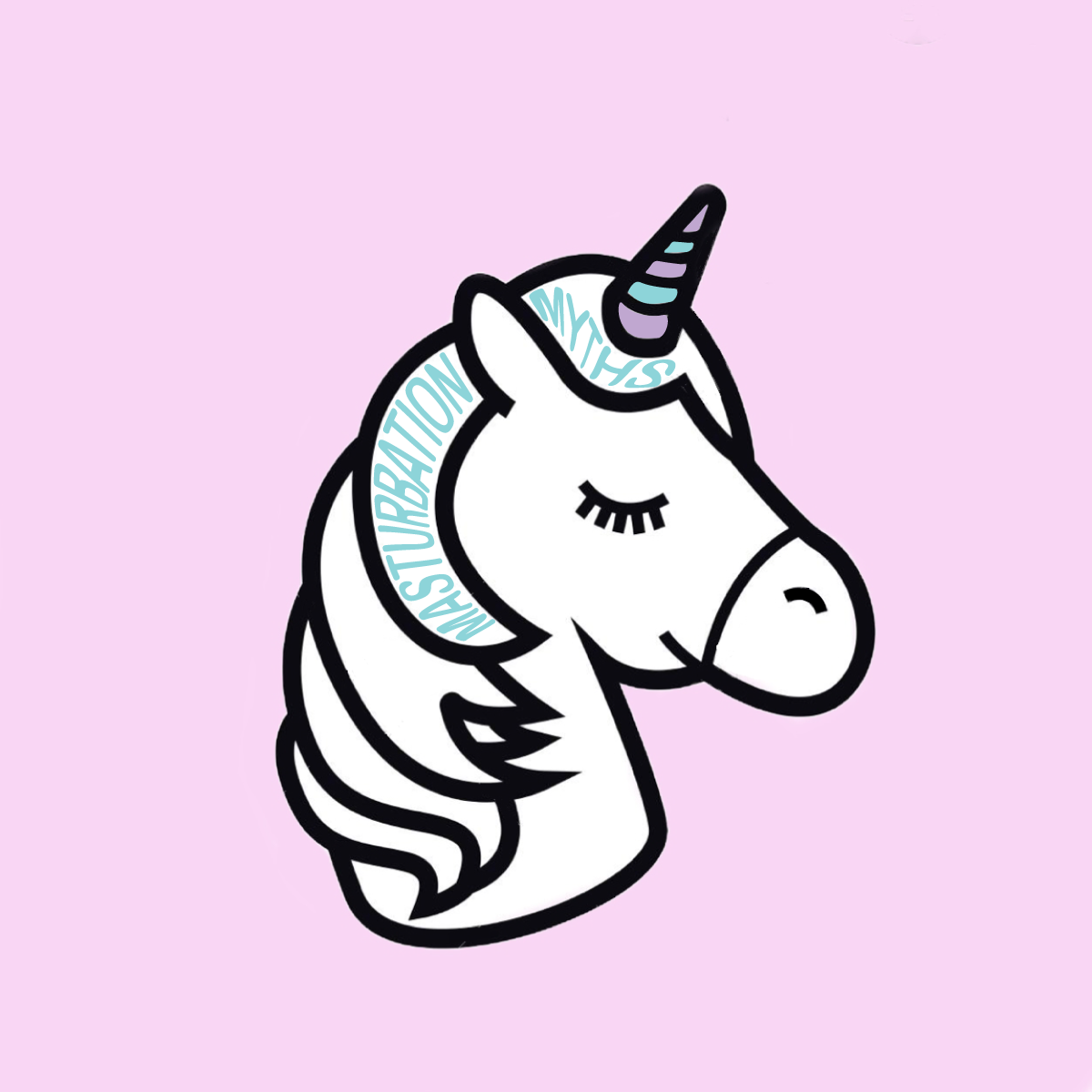 6 masturbation myths that must be destroyed (featuring the image of a unicorn)