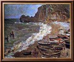 """""""Monet au cœur de la vie"""""""