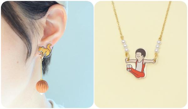 pinkoi 週年慶 亞洲設計 飾品