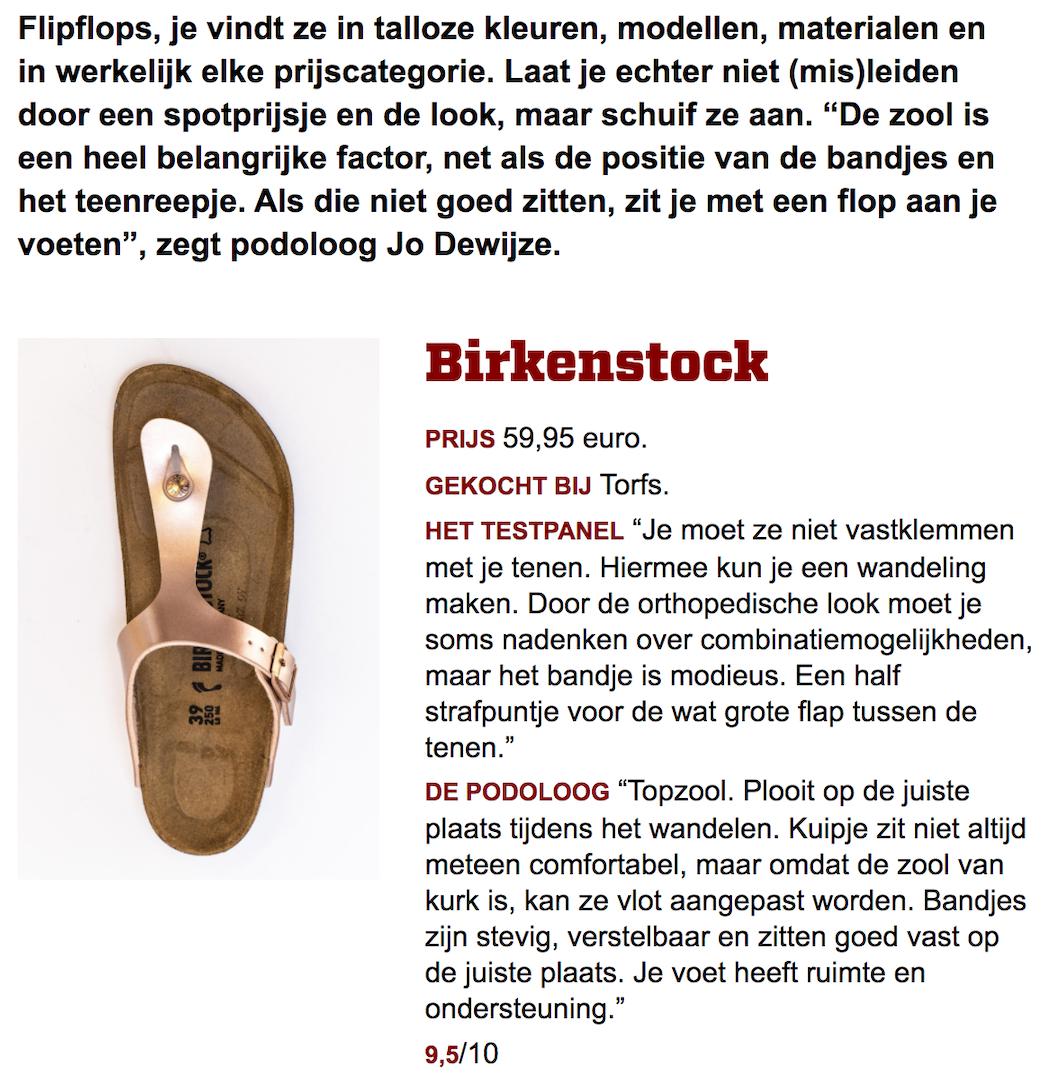birkenstock schoenen
