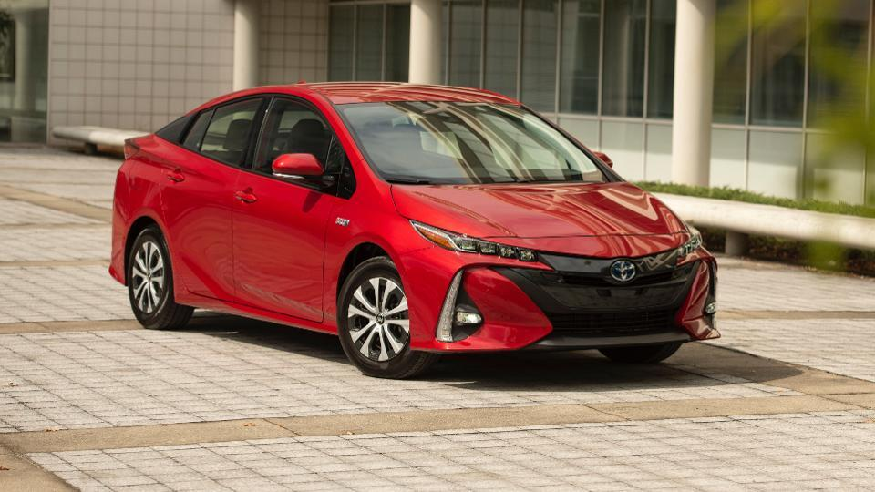 Clean Living: These Are The 12 'Greenest' Cars For 2020
