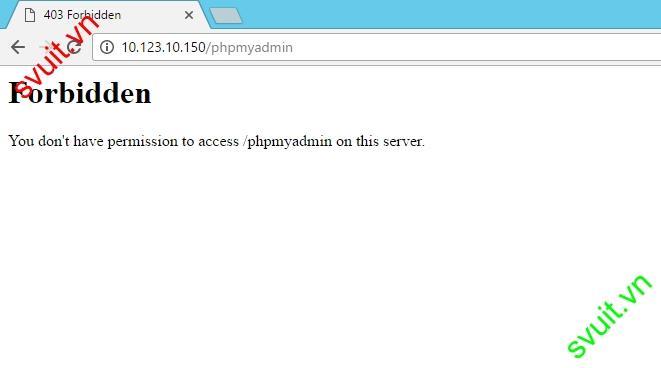 Install phpmyadmin on CentOS 7(3)