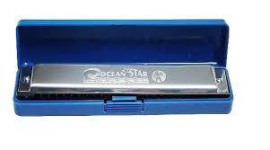 سازسازدهنی (هارمونیکا) هوهنر اوشن استار .Ocean Star . مدل M 254001