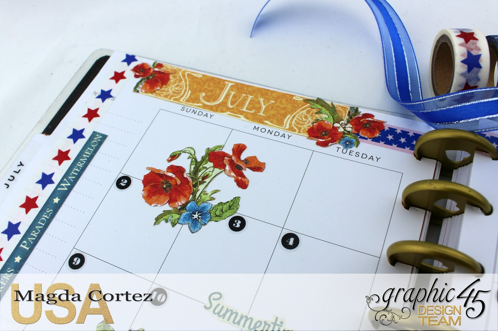 My JULY G45 Planner, Children's Hour By Magda Cortez, Product by G45, Photo 08 of 20  .jpg
