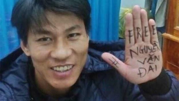 Cựu tù chính trị Nguyễn Văn Oai.