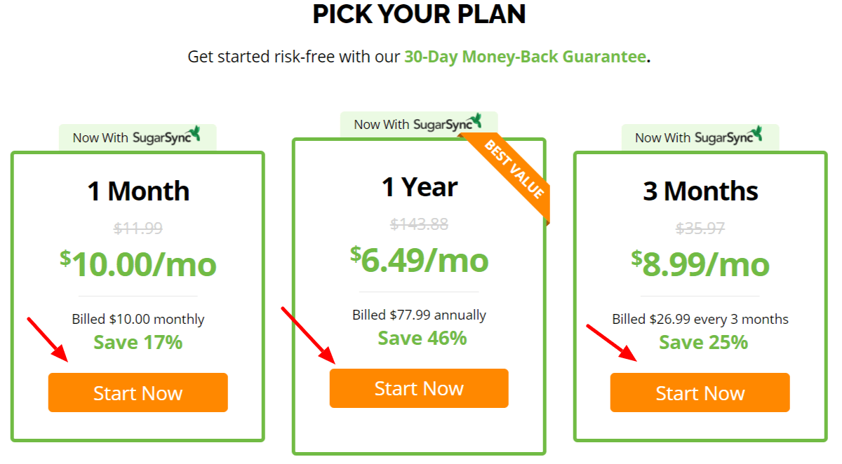 IPVanish Plans and Pricing