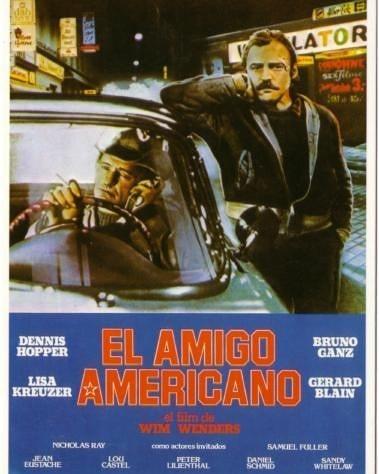 El amigo americano (1977, Wim Wenders)