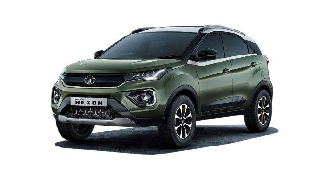 Tata Nexon May 2020 Price, Images, Mileage & Colours - CarWale