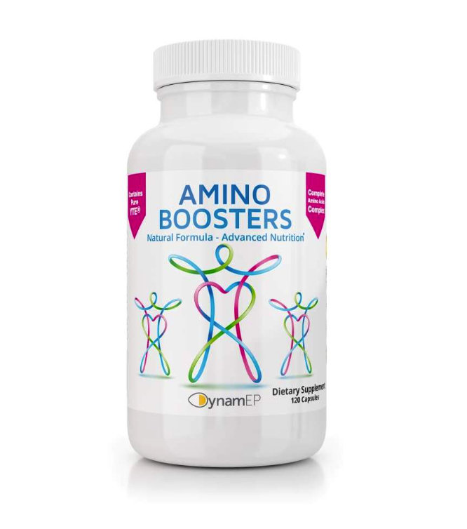 Amino Boosters by Get Your Boom Back!