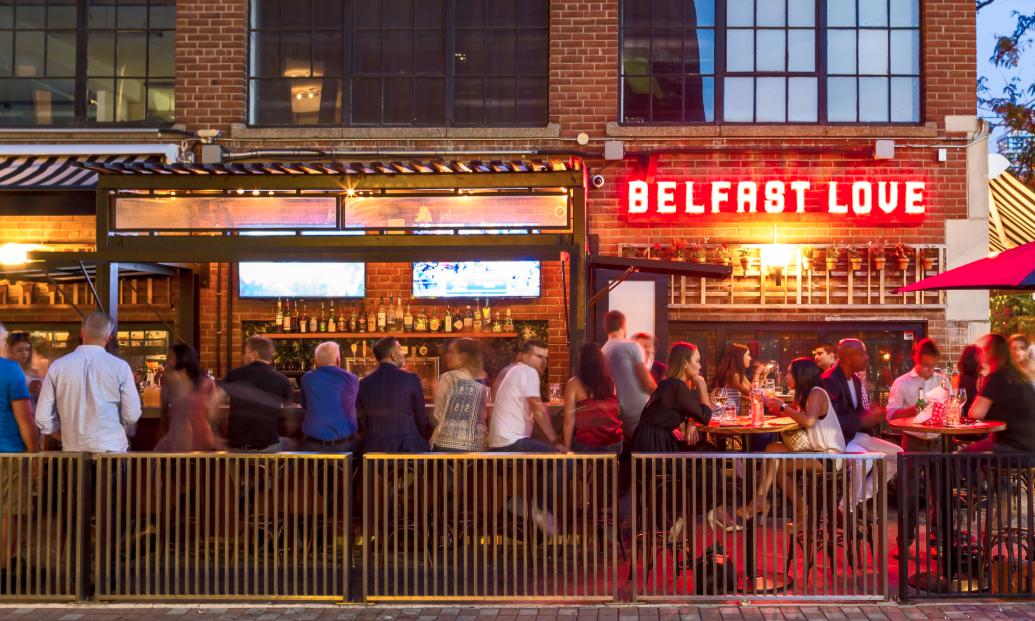 Belfast Love