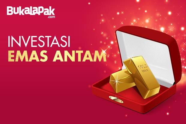 fitur Bukaemas untuk menabung emas dari Bukalapak