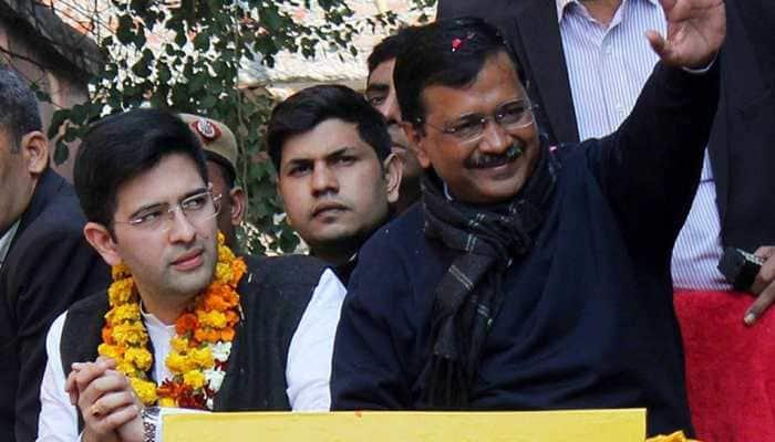 Confident that AAP will win with clear majority: Raghav Chadha | assembly  elections News | Zee News