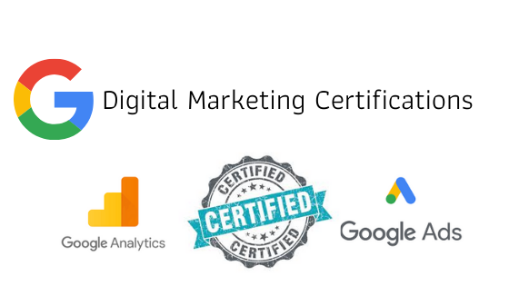 Best Digital Marketing Certifications To Kick Start Your Digital ...