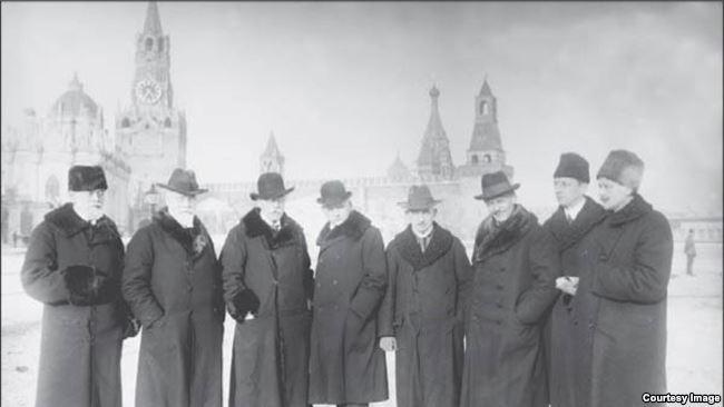 Группа докторов, консультировавших Владимира Ленина