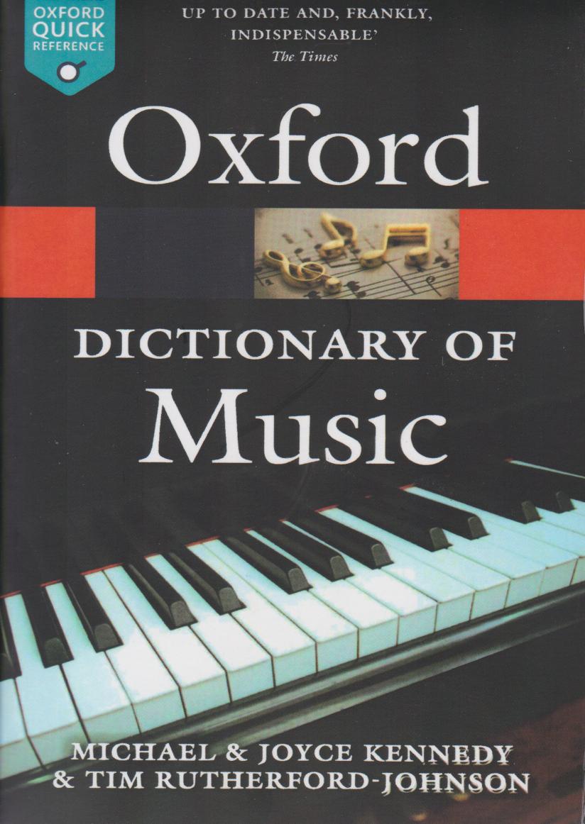 کتاب Oxford music انتشارات شبنم دانش