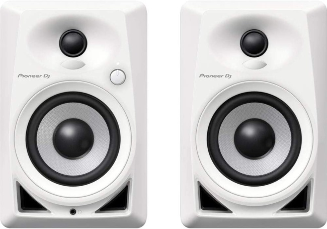 matériel DJ débutant Pioneer Pro DJ DM-40