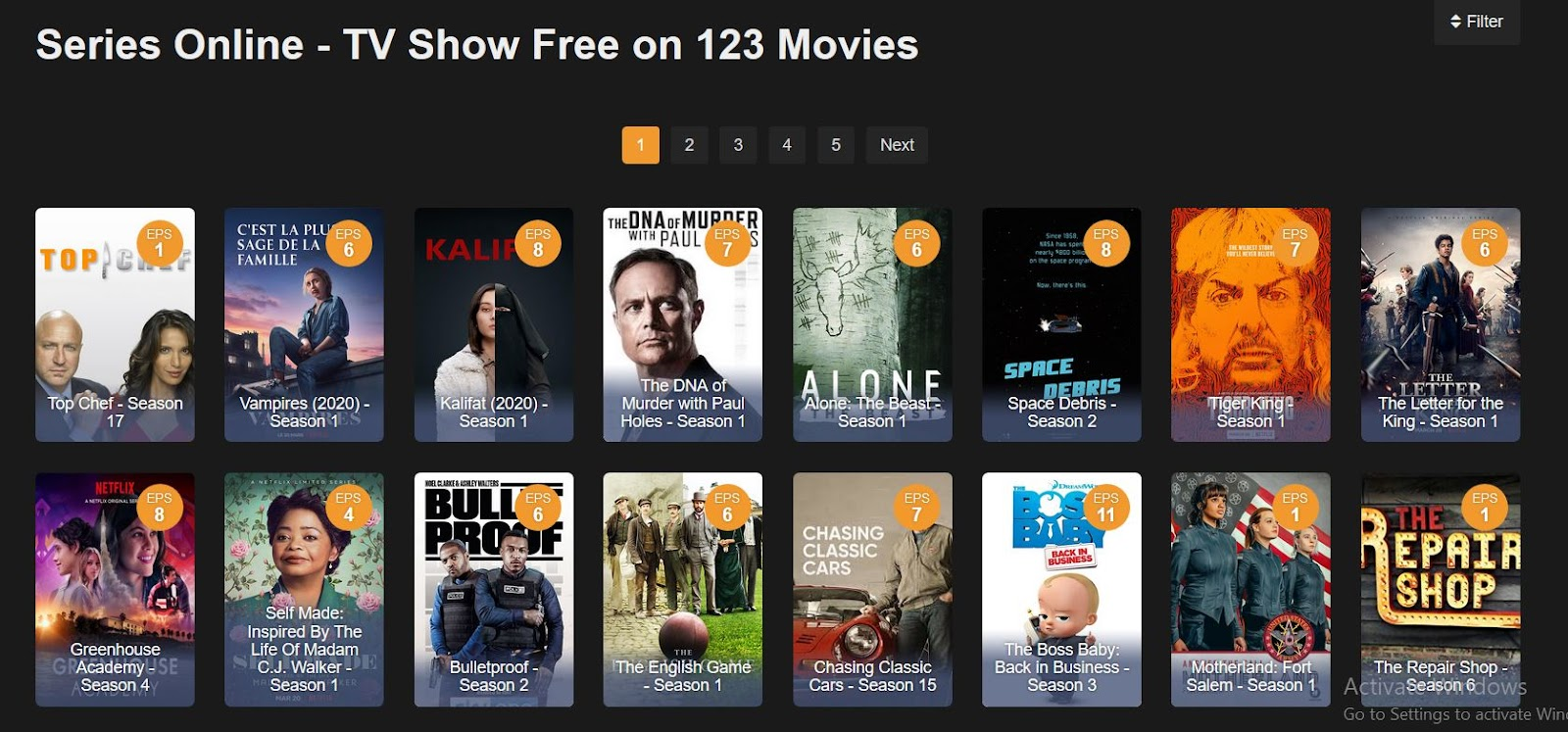 123movies247.com – A Pocket Theatre for Every Cinephile! 3