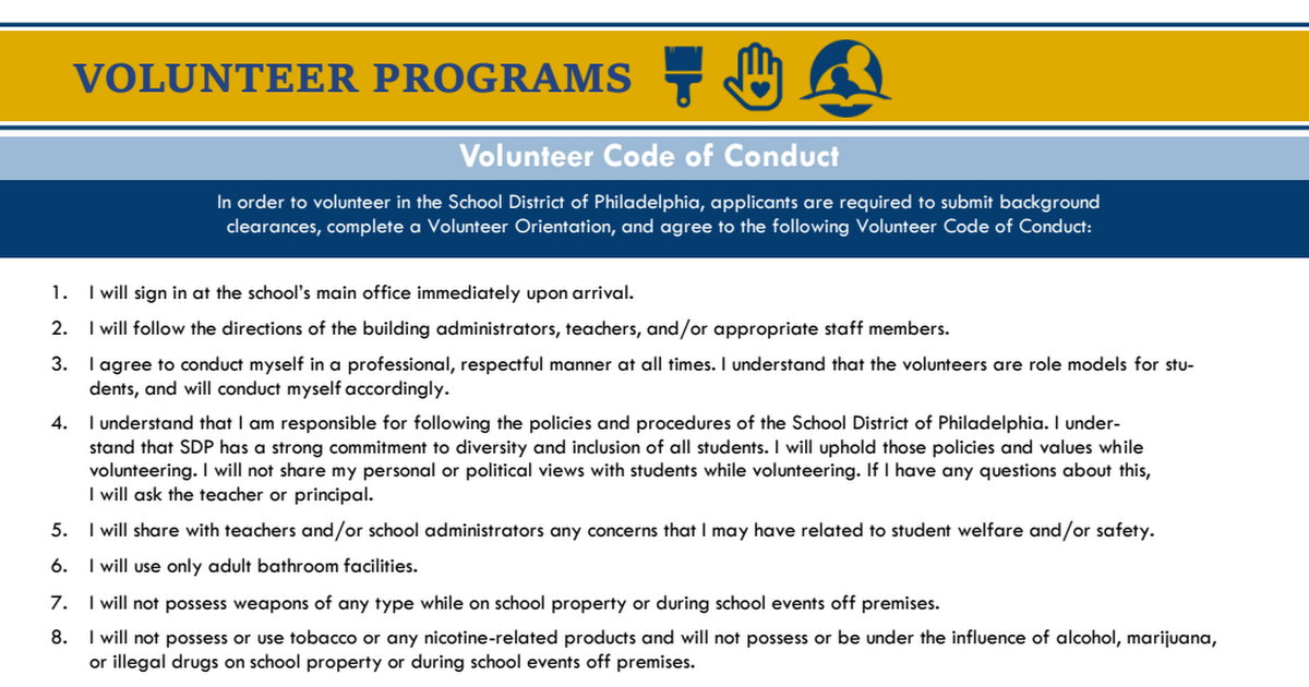 phl 323 code of conduct Fan code of conduct the los angeles dodgers are committed to creating and maintaining a safe, comfortable, and family-friendly sports and entertainment experience at dodger stadium the following guidelines have been established regarding fan conduct.