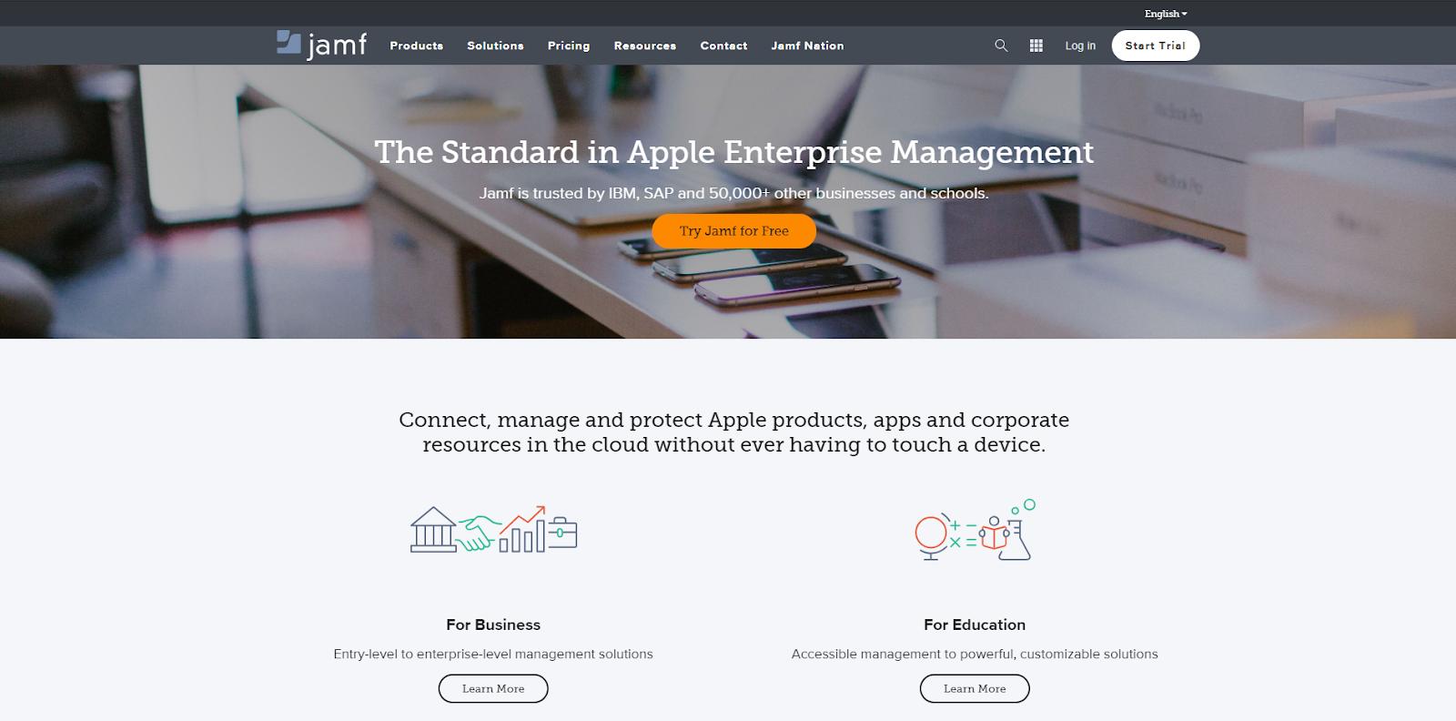 Mac Network Monitoring Software - Jamf