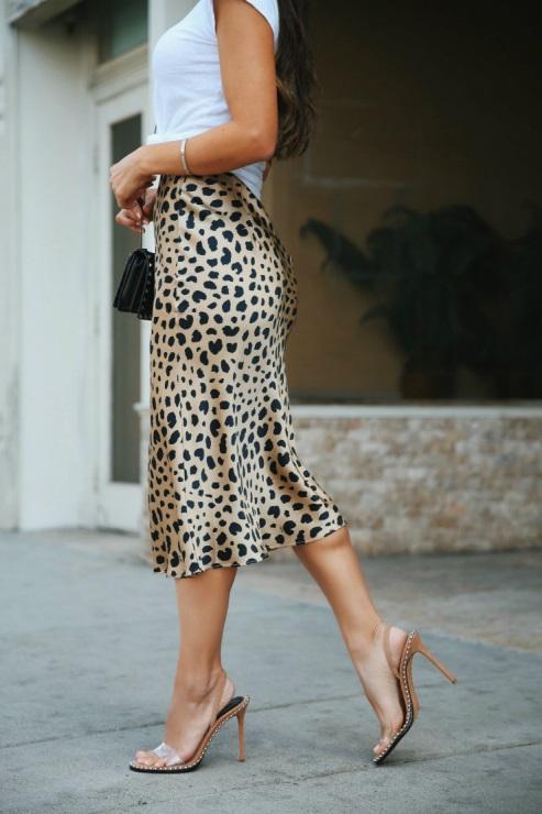 Animal print, Leopard print