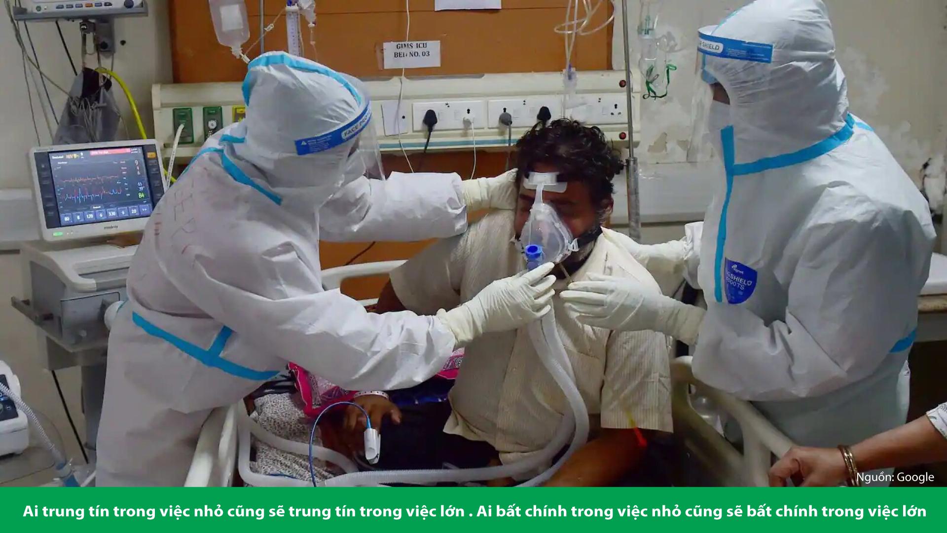 TRONG LÒNG CHIẾN TRƯỜNG HỆ MIỄN DỊCH CƠ THỂ  CHỐNG LẠI SARS-COVI- 2