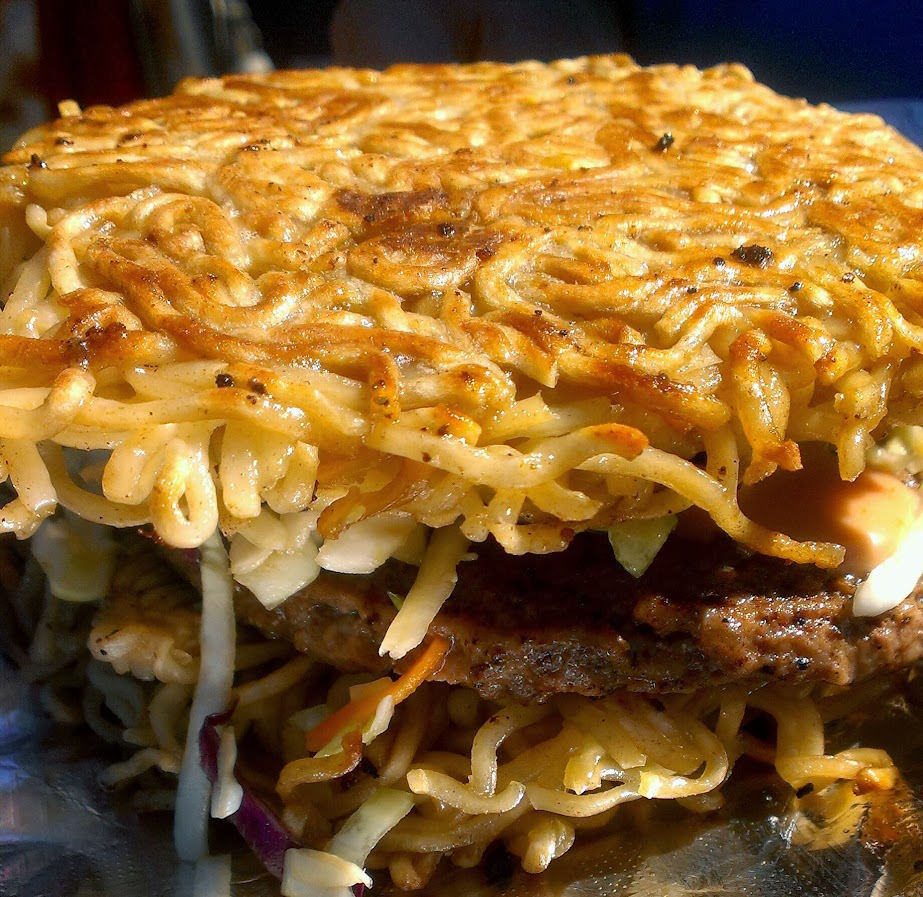 Ramen Burger – Florida State Fair