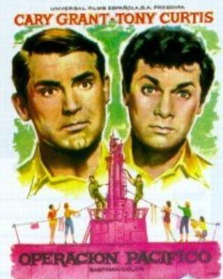 Operación Pacífico (1959, Blake Edwads)