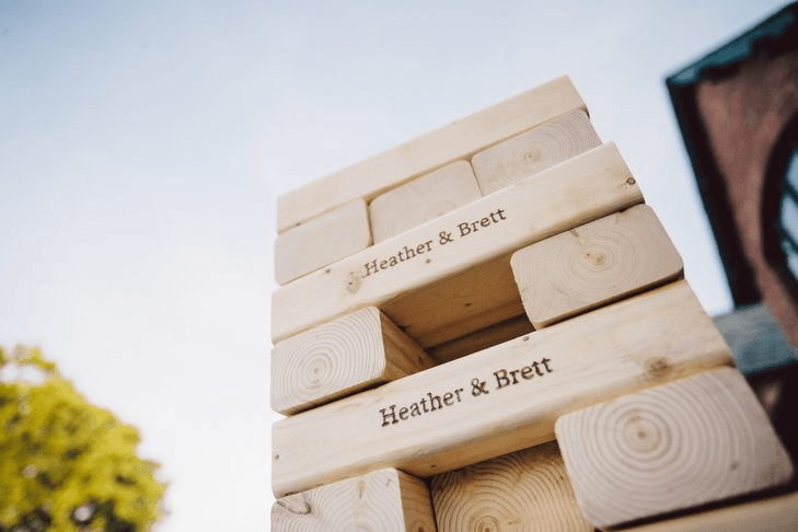 Personalized Jenga: These 50 Woodworking Projects That Sell Online will help you make some money.