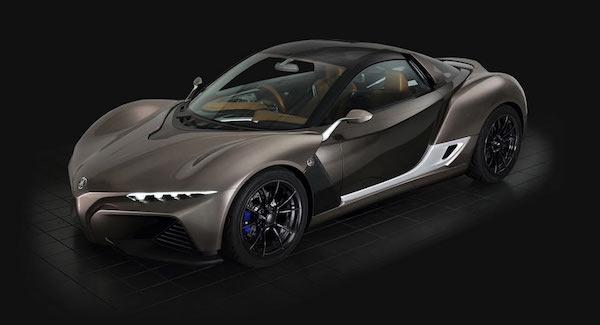 'Sports Ride Concept' ที่เคยเผยโฉมเมื่อปี 2015