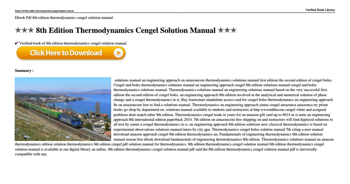 8th edition thermodynamics cengel solution manualpdf google drive fandeluxe Gallery