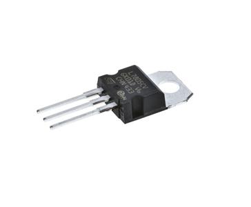 IC L7805CV - linh kiện điện tử Vietnic
