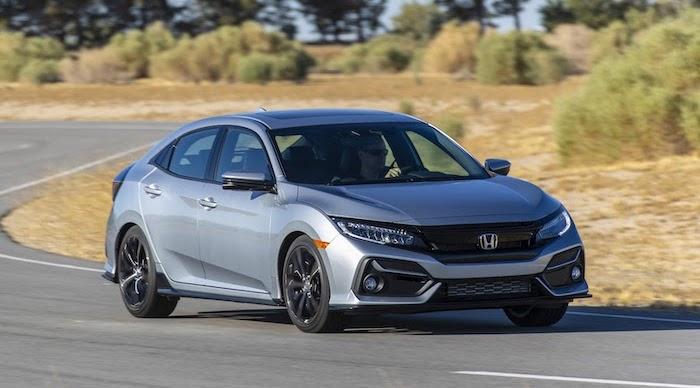 Honda Civic Hatchback 2020 โฉมอเมริกาที่ได้รับความนิยจากตลาดรถ