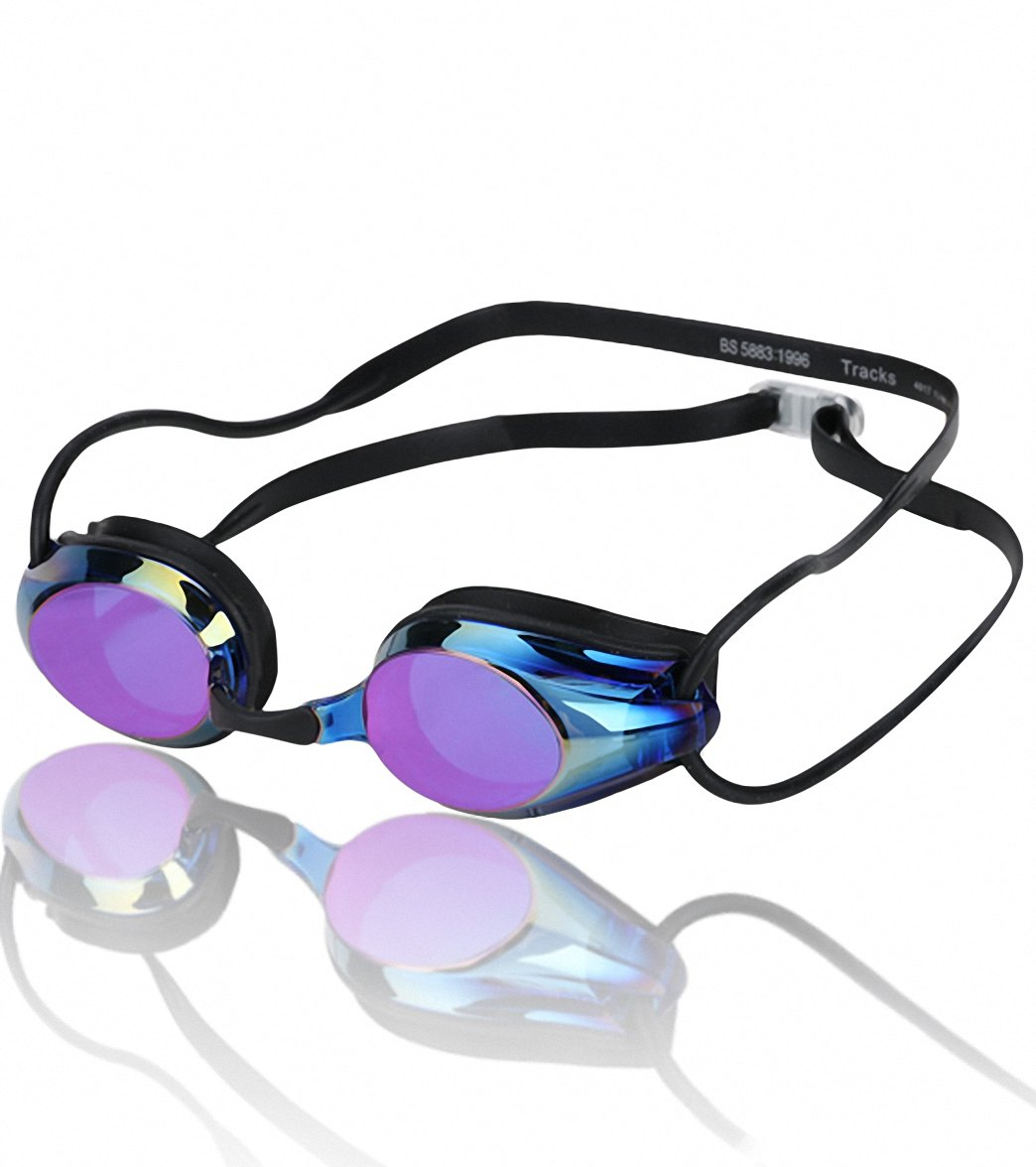 Arena Tracks Swimming Goggles For Beginners