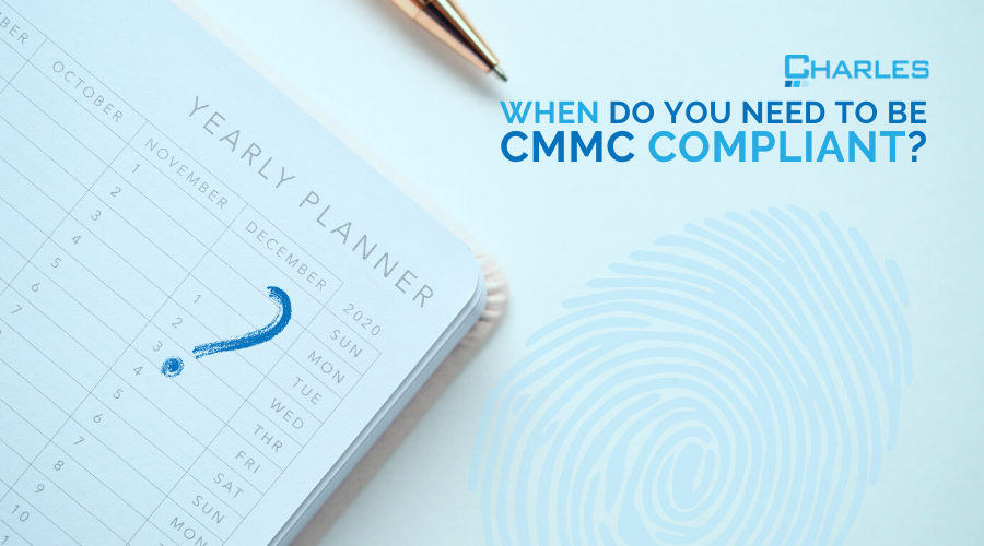 When should I become DoD CMMC-compliant?