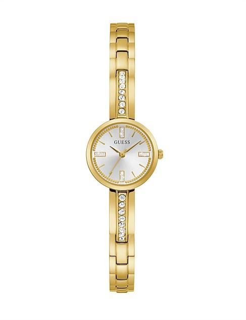 Guess Sofia Gold Watch