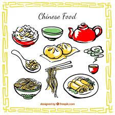 Image result for oriental vegetarian food icon