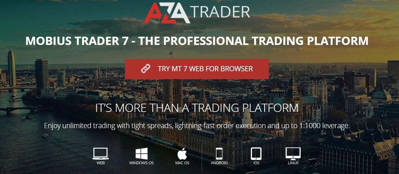 AzaForex: отзывы пользователей и обзор возможностей, которые предлагает брокер обзор