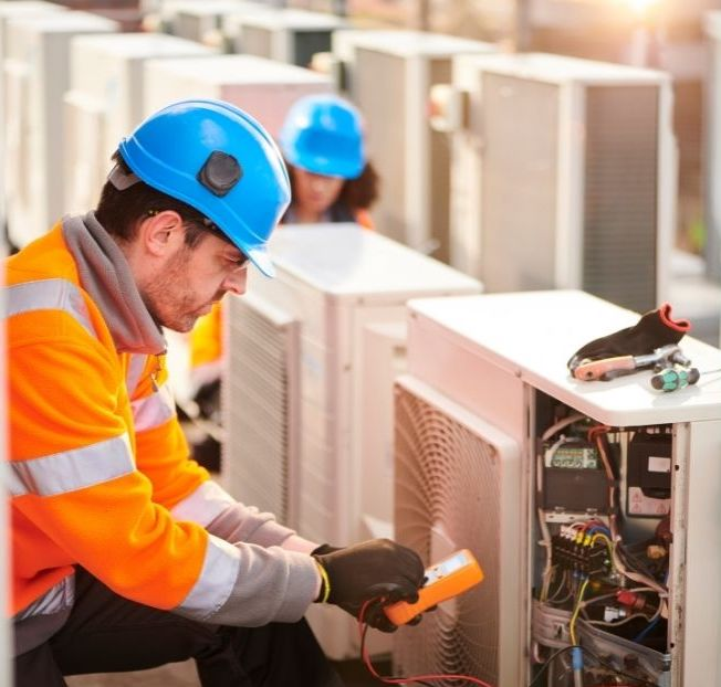 common aircon issues - check gas levels