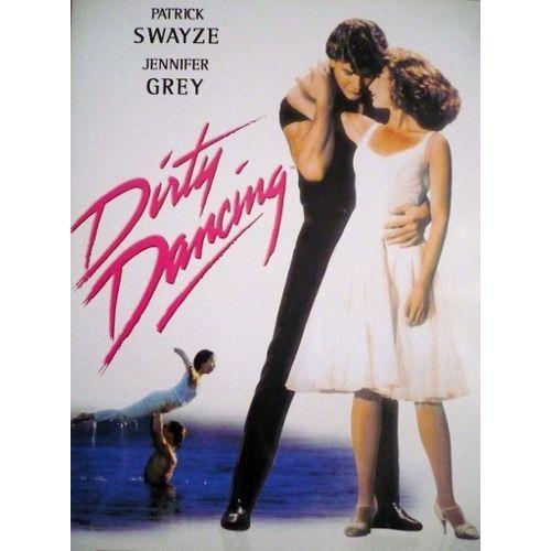 Belle acteur patrick swayze dans dirty Dancing