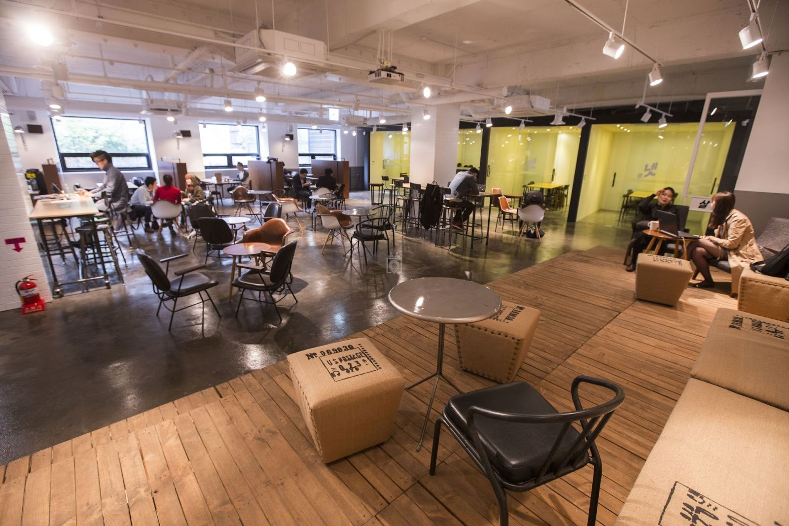 10 Best Coworking Spaces in Seoul-Incheon, South Korea 1